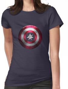 Captain Aus Womens Fitted T-Shirt