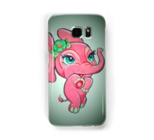 The Pink Elephant  Samsung Galaxy Case/Skin