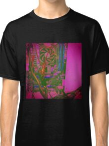 Neon Compute Pink Classic T-Shirt