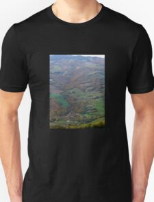 Country Roads - Tuscany, Italy T-Shirt