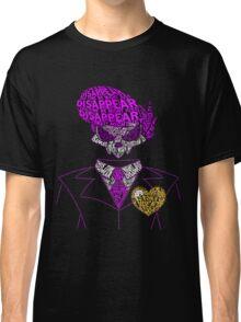 Mystery Skulls Typography Classic T-Shirt