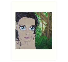 Rainforest Art Print