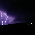 Waterberg thunder 2 by Riaan van der Merwe