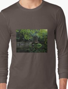 Valley of the Lakes - Pena Palace Long Sleeve T-Shirt