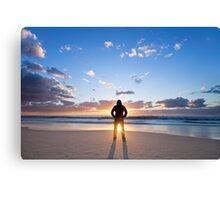 Man and Nature II | Gold Coast | Australia Canvas Print