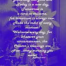 New Every Morning Inspiration card by sarnia2