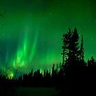 Aurora Sky Part 3 by peaceofthenorth