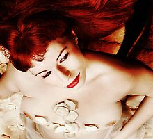 red hair by annacuypers