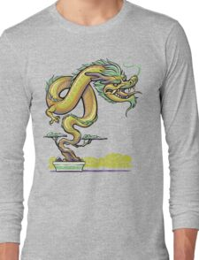 Bonsai Dragon Long Sleeve T-Shirt