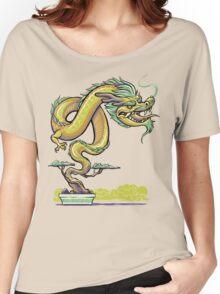 Bonsai Dragon Women's Relaxed Fit T-Shirt