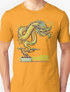 Bonsai Dragon Unisex T-Shirt