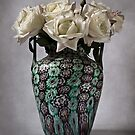 "Venetian ""murrine"" vase by Barbara  Corvino"