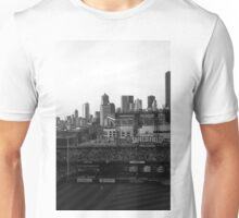 Safeco Field Black and White Unisex T-Shirt