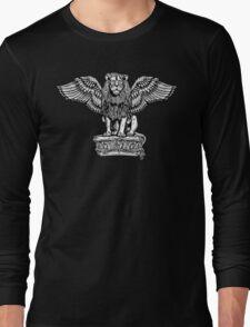 Winged Lion Long Sleeve T-Shirt