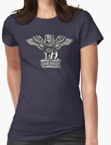 Winged Lion Womens Fitted T-Shirt