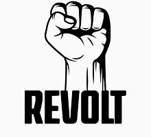 Revolt Clenched Fist Revolution T Shirt Unisex T-Shirt
