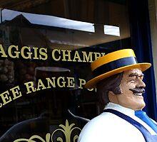Haggis Champion by Mandy Kerr
