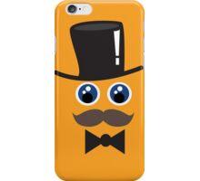 MR FANCY  iPhone Case/Skin