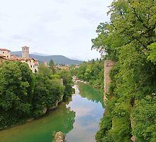 Cividale Italy by Karen  Rubeiz