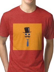 MR FANCY  Tri-blend T-Shirt