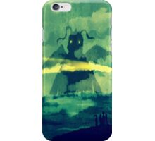 Dragonite at Bill's Lighthouse iPhone Case/Skin
