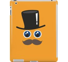 MR FANCY  iPad Case/Skin