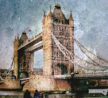 Tower Bridge by Jeff Clark