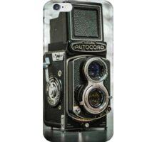 Autocord iPhone Case/Skin