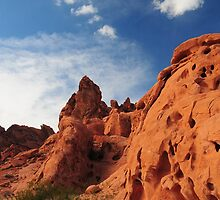Valley Of Fire by Kathleen Struckle