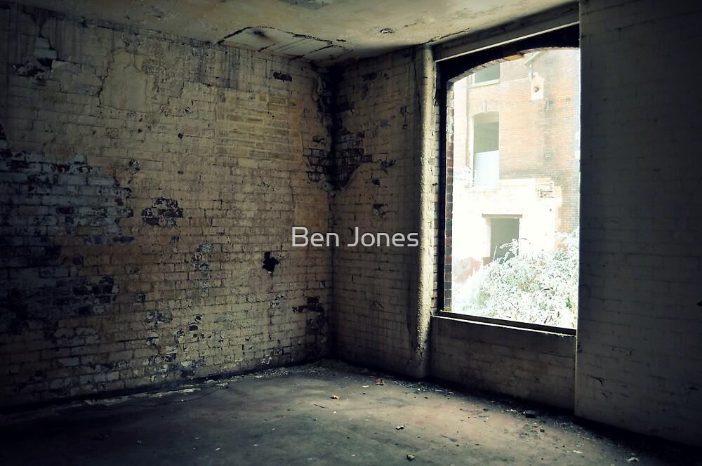 Desolate by Ben Jones