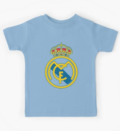 Real Madrid t-shirts, hoodies, stickers and more Kids Tee