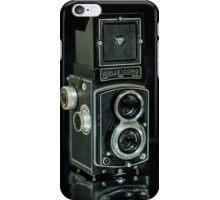 Rollei Twin Lens iPhone Case/Skin