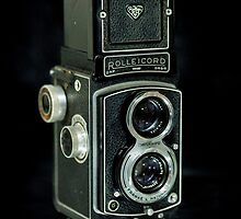 Rollei Twin Lens by Keith G. Hawley