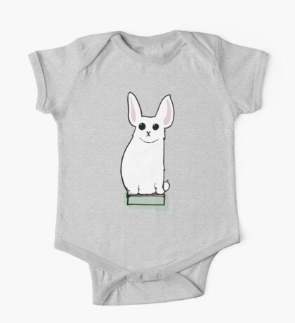 His name is Boris and he likes books - Victorian illustration One Piece - Short Sleeve