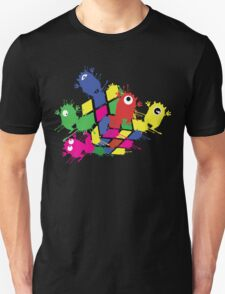 Cube monsters T-Shirt