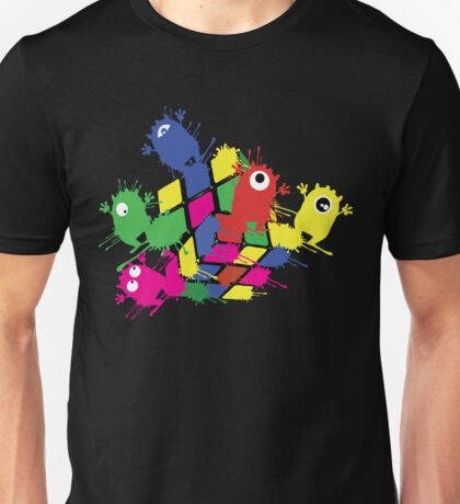 Cube monsters Unisex T-Shirt