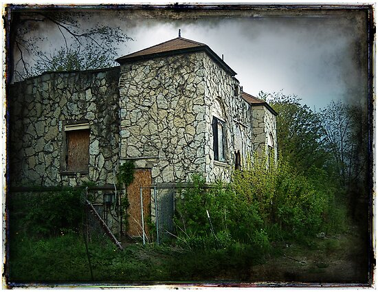 The Old Stone House by AlexKujawa