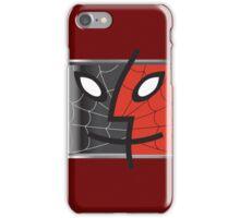 spiderman finder icon iPhone Case/Skin