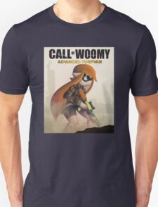 CALL OF WOOMY: ADVANCED TURFWAR Unisex T-Shirt