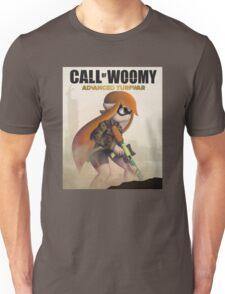 CALL OF WOOMY: ADVANCED TURFWAR Unisex T-Shirt