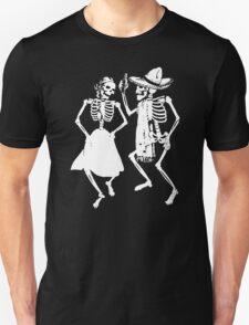 Dancing Skeletons Skulls T-Shirt