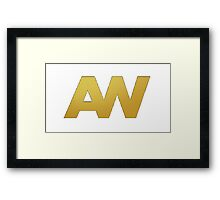 Advanced Warfare Framed Print