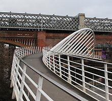 Castlefield basin bridge by EadaoinMcGovern
