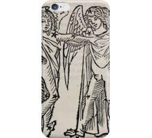 Hic Codex Auienii Continent Epigrama Astronomy Rufius Festivus Avenius 1488 Astronomy Illustrations 0141 Constellations iPhone Case/Skin