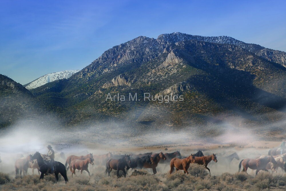 Bringin' 'em Home by Arla M. Ruggles