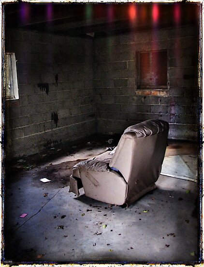 Living Room Recliner by AlexKujawa