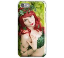 Poison Ivy iPhone Case/Skin