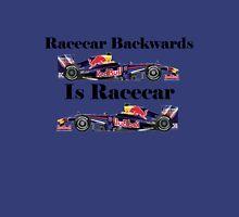 Racecar Backwards is Racecar Unisex T-Shirt