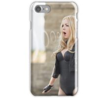 Black Canary iPhone Case/Skin