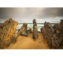 The Crags Photographic Print